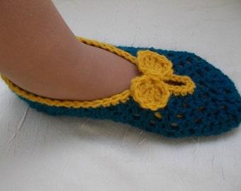 crochet slippers, woman house slippers, crochet shoes, Crochet Slipper Boot, womens shoes crochet, handmade slippers,