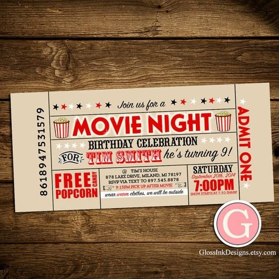 E7 94 B5 E5 BD B1 E5 AE A3 E4 BC A0 E6 B5 B7 E6 8A A5 besides 7 Movie Ticket Flyer Template as well Broadway lights border clip art furthermore Birthday Pizza Party Invitation Pizza additionally Ladies Night Free Flyer Template. on printable movie night flyer template