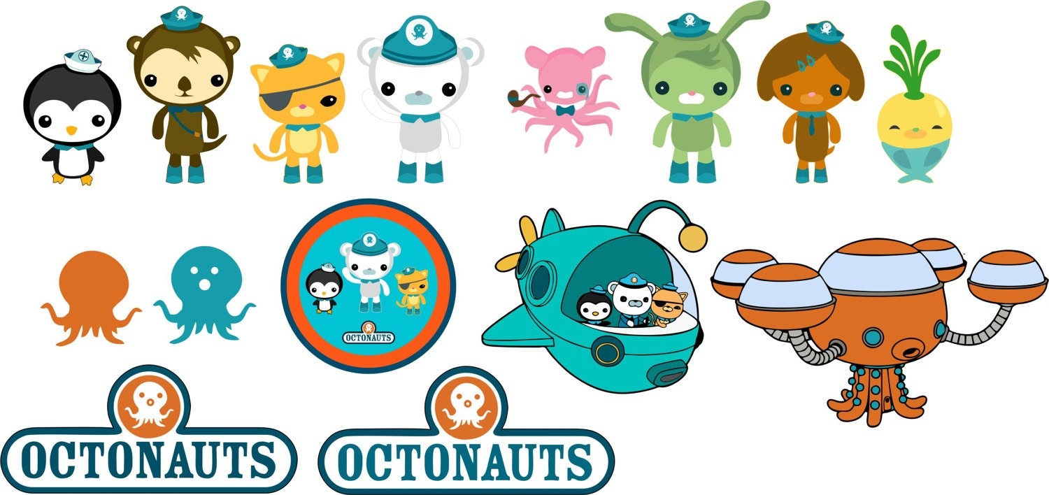 Octonauts Svg Png Cricut Explore From Reallifeimagessvg On