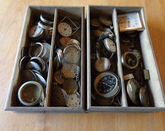 watchmaker parts box