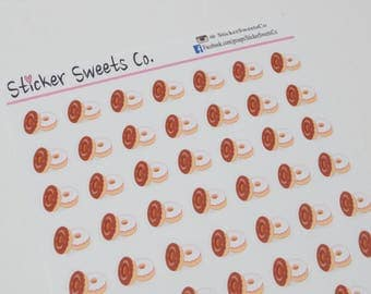 Donuts Planner Stickers
