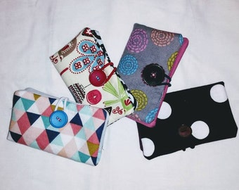 Business Card Pouch, Credit/Debit Card Case, Gift Card Holder
