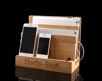 Mens Gift,Anniversary Gifts for Men,Gifts for him,iPhone 6 dock Phone,Watch,Wallet,Christmas Gifts for Men,Pen,Keys,Docking Station,gifts