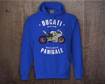 Ducati hoodie, Ducati Panigale hoodies, motorcycle hoodies, car hoodie, Graphic hoodies, funny hoodies, biker t shirts, Unisex Hoodies