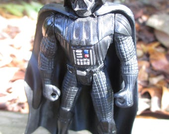 Darth Vader Action Figure, Star Wars, May the Force Be With You