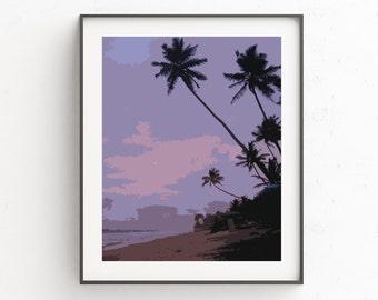 Beach House Artwork | Seaside Artwork | Wall Decor Seascapes