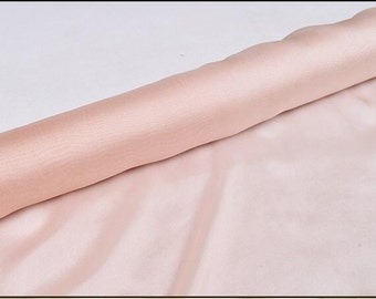 Candy Color 100% Silk Chiffon Fabric Gradient Color Silk Fabric for Dress and DIY