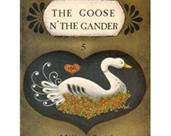 The Goose N' The Gander Book 5 by Milly Smith Tole Painting