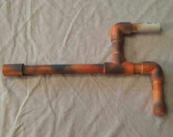 "15"" Orange & Gray Marshmallow Shooter"