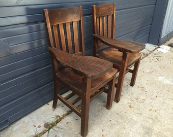 Stickley Chairs Etsy