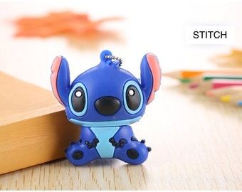 Disney Stitch creative USB 16GB. Thumb drive/memory drive gift for children/kids or loved ones