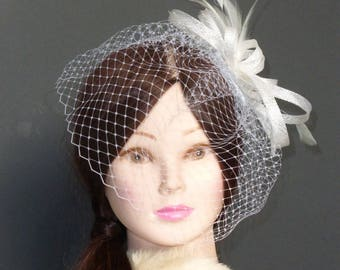 birdcage veil ONLY for Jessica