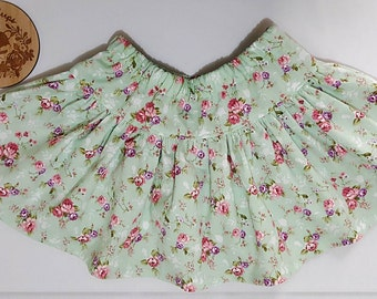 Twirly Skirt Size 4 Small Mint Floral Available Now