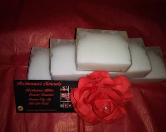 Detoxing Sea IsLand Cotton Bar Soap