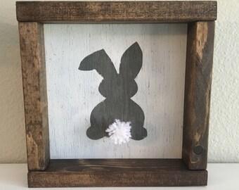 Farmhouse Easter Bunny