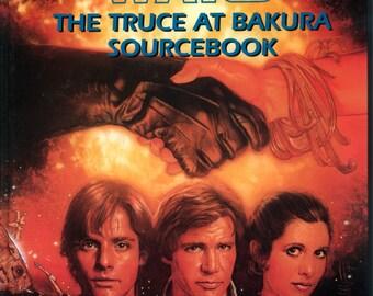 Star Wars RPG The Truce At Bakura Sourcebook Hardcover WEG