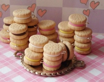 6 Cookie Charms