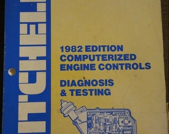 1982 mitchell computerized engine controls manual