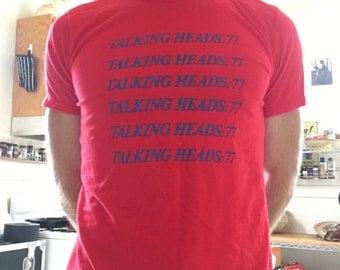 Talking Heads shirt