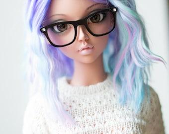 BJD SD Feeple60 F60 eyeglasses *Nerd style 2* glasses eyewear