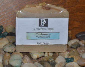 Cashmere Whispers Bath Soap Bar