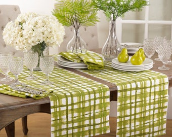 LUIGI Table Runner / Tablecloth / Placemats / Napkins