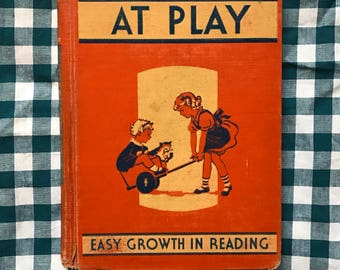 free domestic shipping--At Play Easy Growth in Reading 1940