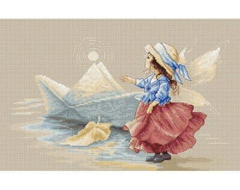 Cross Stitch Kit The Fairy