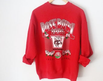 SALE! // Vintage 1994 Rosebowl Sweater