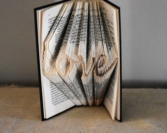 Meaningful Gifts, Book Lover Gift, Decorative Book