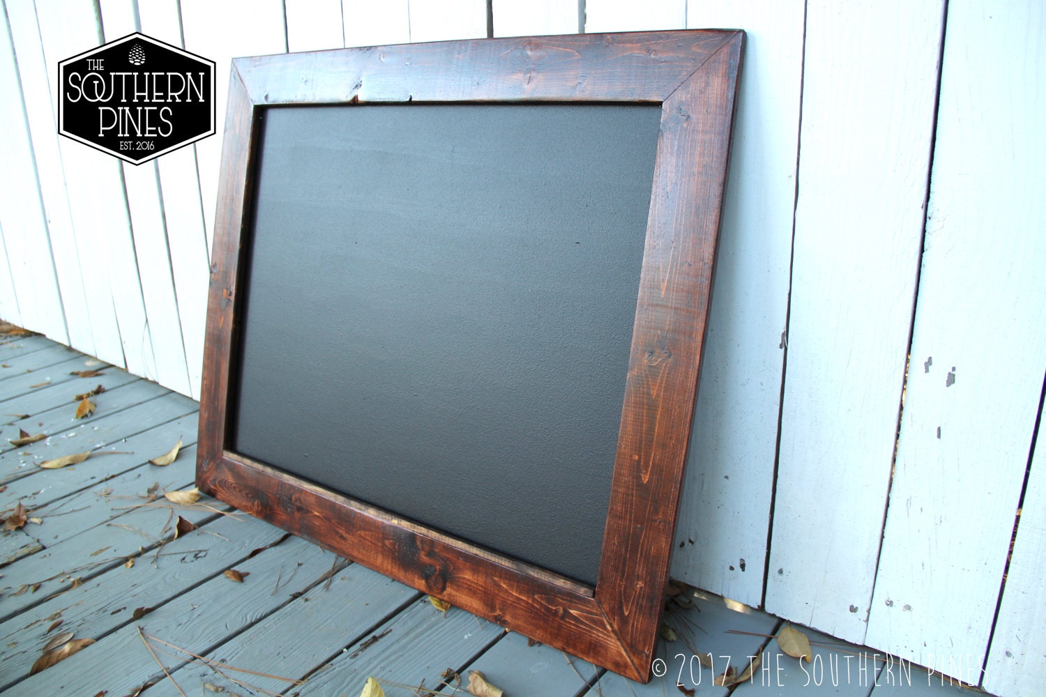 Large Hanging Chalkboard Limited Large Rustic Farmhouse Magnetic Chalkboard Heart Of