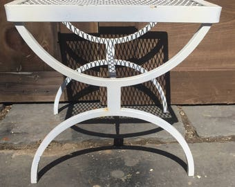 Small Iron Patio Table