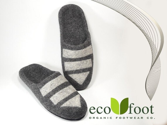 s wool shoes handmade slippers eco footwear husband