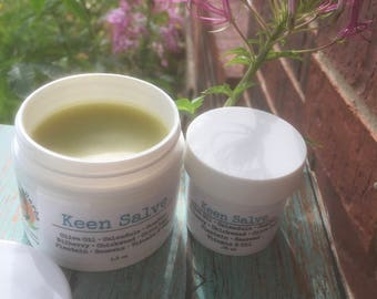 Keen Salve for wounds