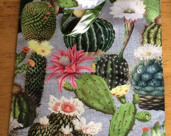 Cactus / Fern bag