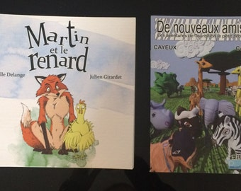 PROMOTION 6: Martin and Fox / new friends 2