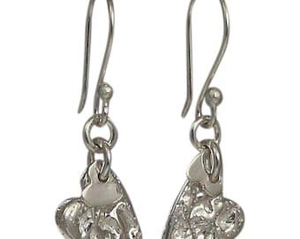 Dangley Heart Earrings