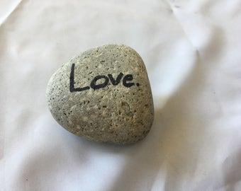 """Love"""" Gift a Rock! The perfect romantic gift for anyone...*Who is crazy wealthy..."""