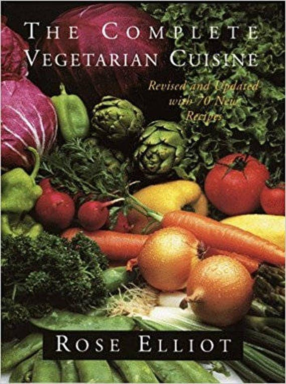 The Complete Vegetarian Cuisine: Revised and updated with 70 new recipes