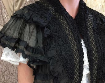 Victorian Caplet