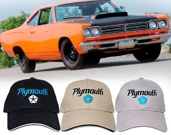 Plymouth Hat : HH #126 Mopar Cuda GTX Hemi AAR Roadrunner A12 Barracuda Superbird