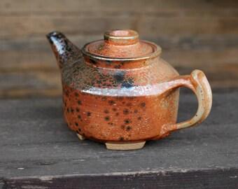 Handmade Pottery Teapot, Teapot with infuser, Loose leaf teapot, Stoneware teapot, Teapot set, Ceramic Teapot, Pottery Tea Set