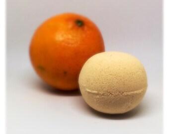 Citrus Splash Bath Bomb with Orange Oil, Lemon Oil, Grapefruit Oil and Kumquat Oil - 2.5 - 2.8 oz per bath fizzy