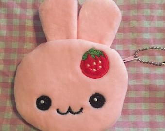 Kawaii Bunny coin purse