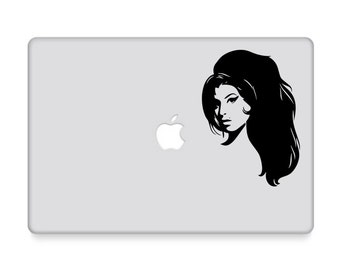 Amy Winehouse Decal - Vinyl Wall Decal / Amy Winehouse Art / Wall Decor