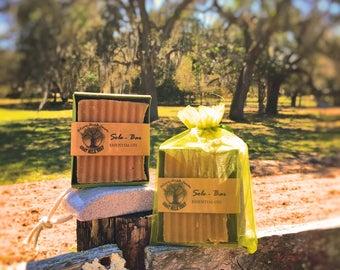 Sole Mates - goat milk bar soap