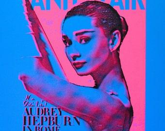 My Fair Audrey Blue
