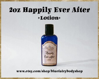 HAPPILY EVER AFTER 2 ounce lotion