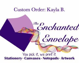 CUSTOM LISTING: Kayla B., Custom labels, Custom stickers, Professional labels, Packaging Labels, Professional Stickers, Business Labels