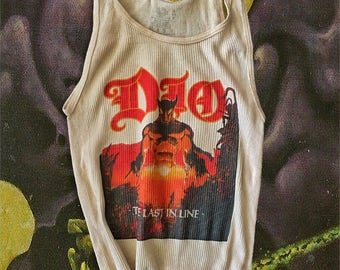 The Last In Line Tank Top